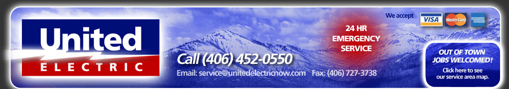 United Electric 24 Hour Emergency Service